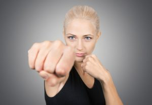 Women's Kickboxing and Self Defense Classes