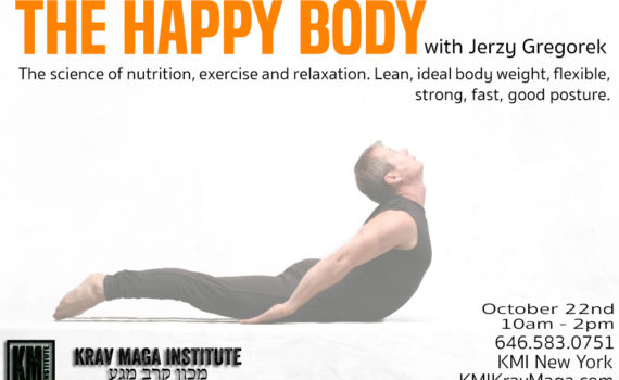 The Happy Body Masterclass