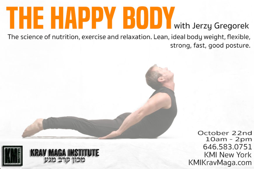 The Happy Body Masterclass